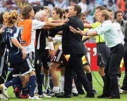 Alemania y Argentina