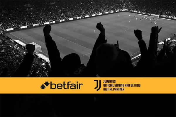 Betfair Nuevo Patrocinador de Juventus