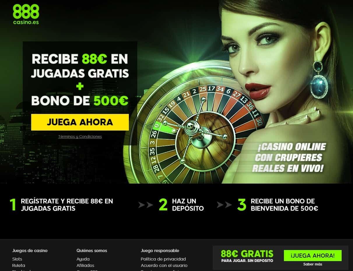 Bono Casino 888