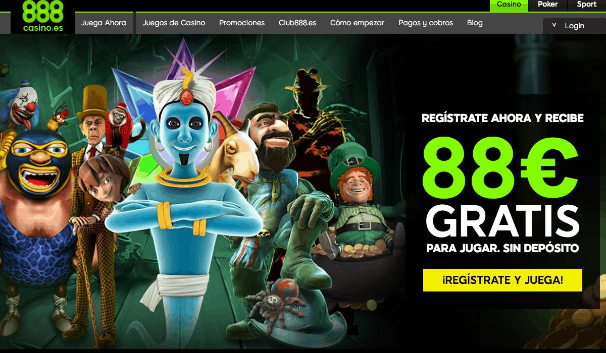 Juegos Casino 888