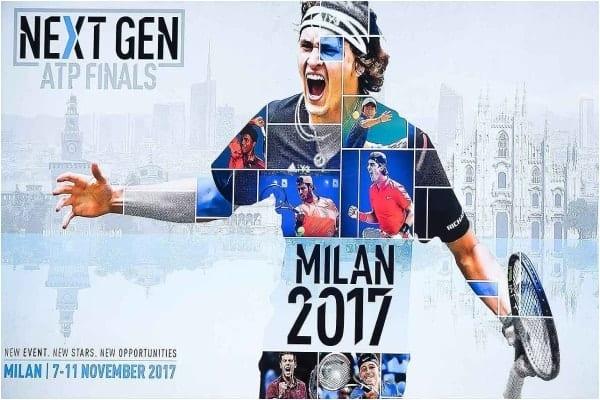 Borna Coric vs Jared Donaldson – ATP Next Generation