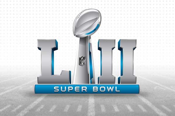 New England Patriots vs Philadelphia Eagles – Super Bowl 2018