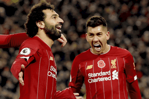 Liverpool más favorito en la Premier League