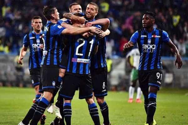 Atalanta, un cuento de hadas en la Liga de Campeones
