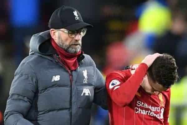 El Liverpool buscará el regreso a los triunfos ya este sábado