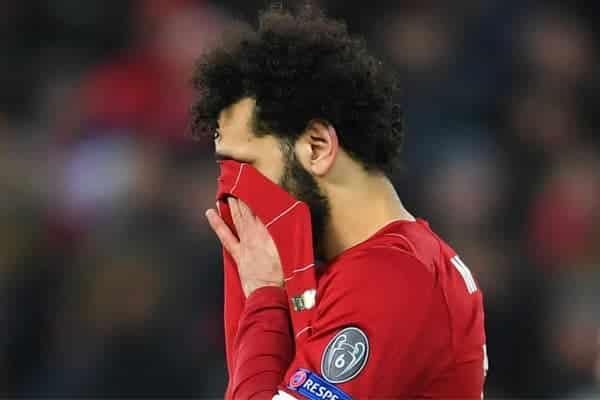 Liverpool el adiós de campeón de la Liga de Campeones