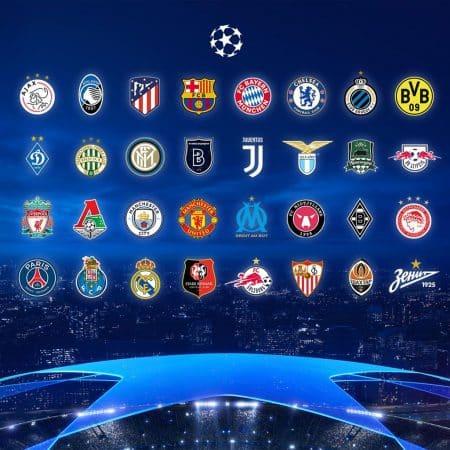 Liga de Campeones: Sorteo para todos los gustos