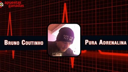 Tips Pura Adrenalina por Bruno Coutinho – 16 de Agosto de 2021 🇪🇸