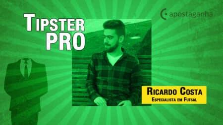 Mejores tips de futsal – Ricardo Costa – 24/09/2021