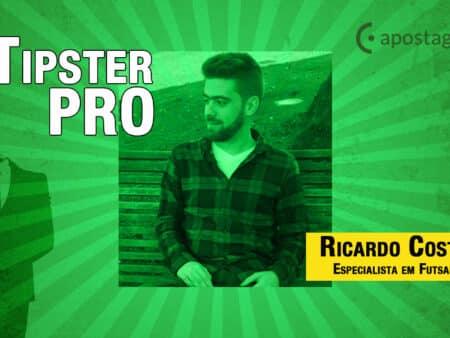 Mejores tips de futsal – Ricardo Costa – 15/10/2021